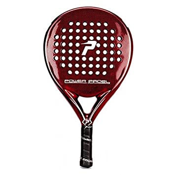 POWER PADEL Red Brillo - Palas de pádel: Amazon.es: Deportes y aire libre