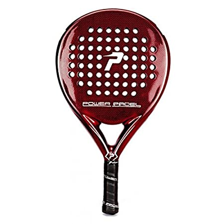 POWER PADEL Red Brillo - Palas de pádel: Amazon.es: Deportes y ...