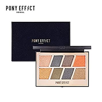 Pony Effect Master Eye Palette #Flash Master 17 F/W Newly Launched by Pony Effect