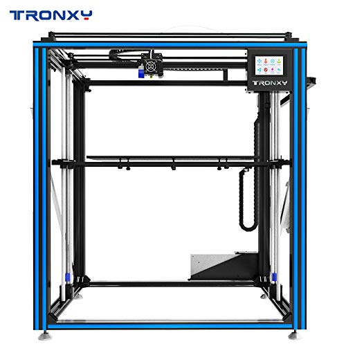 TRONXY X5SA-500 3D Printer DIY Kit,Auto Leveling, Filament Sensor,Print  Resume,Cube Full Metal Square with 3 5 inch Touch Screen Super Large  Printing