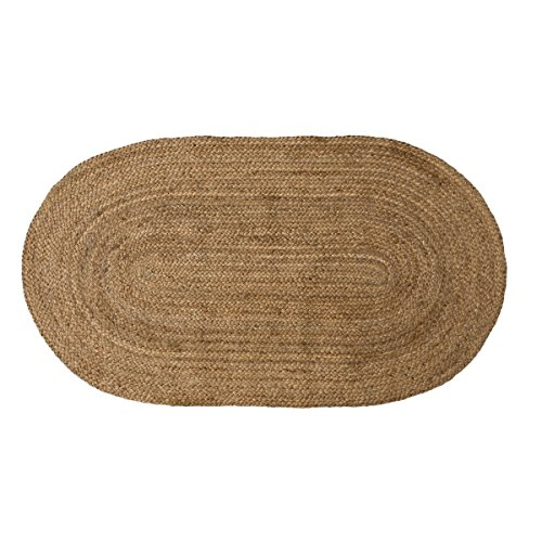 VHC Brands Natural Jute Oval product image