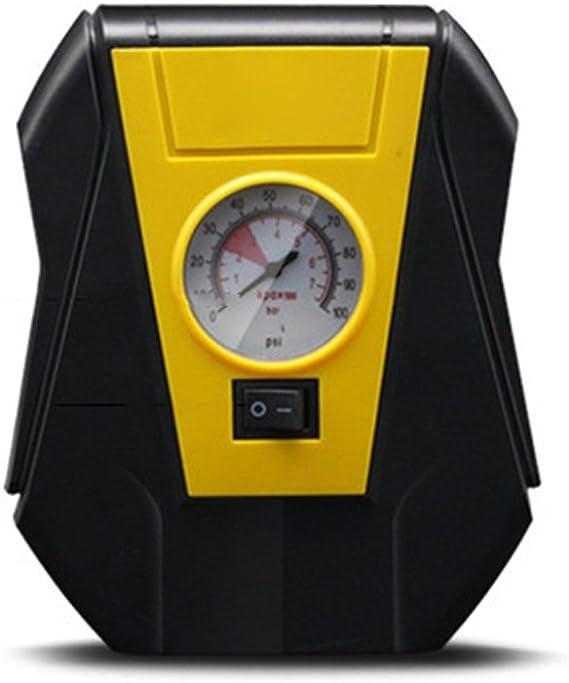Pergrate Elektrischer Auto Reifen Inflator Pumpe 12v Tragbarer Luftkompressor Aufblasbar Für Notfall Im Freien Auto