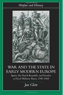European Warfare, 1494-1660 (Warfare and History)