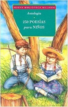 250 Poesias Para Ninos by Varios (1996-01-01)