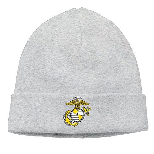 USMC Globe United States Marine Corps Unisex Cool Beanies Hats Fashion Watchcap