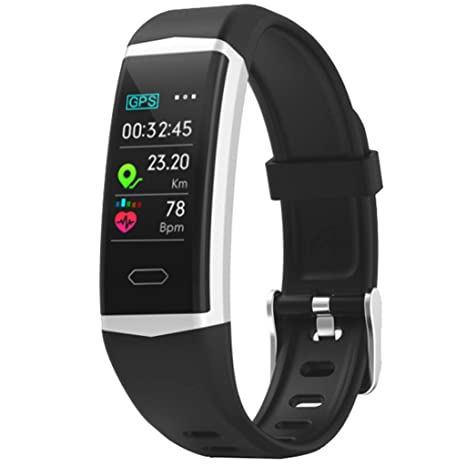Amazon.com : Aobiny Smart Watch, Fitness Tracker Sleep ...