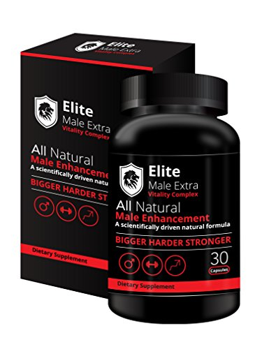 Cheap Elite Male- A Scientifically Driven Natural Supplement- Bigger,Harder, Stronger -30 Capsules