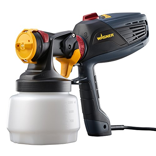 Wagner Flexio 570 Interior/ Exterior Hand Paint Sprayer (Renewed) (Best Paint Sprayer For Plasti Dip)