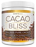 #4: Organic Superfood Supplement - Organifi - Cacao Bliss Superfood Supplement - 30 Day Supply - First And Only Raw Cacao Superfood, Boosts Metabolism, and Satisfies Chocolate Cravings