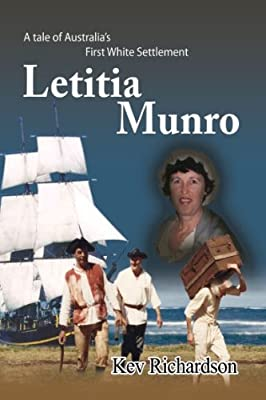 Letitia Munro (The Letitia Munro Series Book 1)