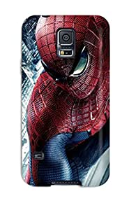 New Style Case Cover GJIXxvD9167gBUZh The Amazing Spider-man 4 Compatible With Galaxy S5 Protection Case