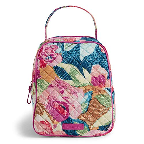 - Vera Bradley Iconic Lunch Bunch, Signature Cotton, Superbloom