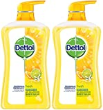 Dettol Anti Bacterial pH-Balanced Body Wash, Fresh, 21.1 Ounce/625 Ml (Pack of 2) Review
