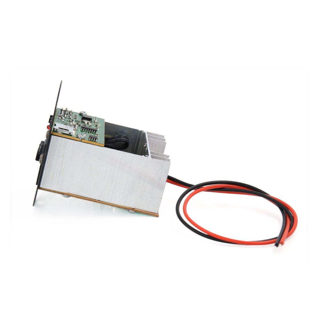 Amazon.com: Junta módulo amplificador Digital eDealMax DC 12V de Audio estéreo de alimentación Para el vehículo auto: Car Electronics