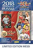 #10: PANINI ADRENALYN 2018 WORLD CUP CARDS - STARTER PACK (ALBUM + 18 CARDS + LIMITED EDIITON LIONEL MESSI CARD) SHIPS FROM USA
