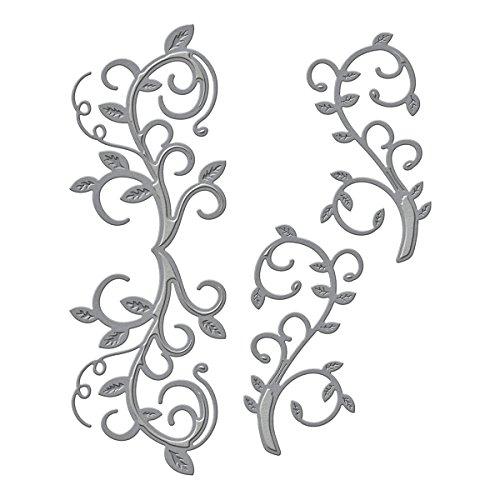 Spellbinders S4-430 Shapeabilities 'Foliage Flourish' Scrapbooking (Edgeabilities Dies)