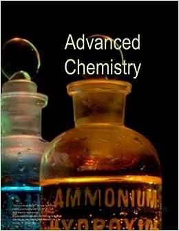 Book Advanced chemistry: 2015-16