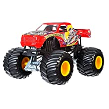 Hot Wheels Monster Jam 1:24 Scale Devastator Vehicle