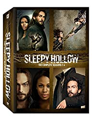 Sleepy Hollow(1-4) Cs