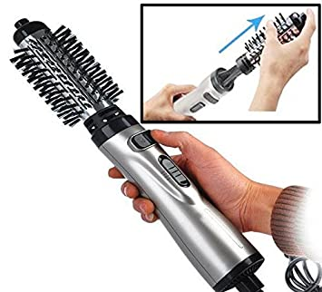 Amazon.com : Hair Roller 2 In 1 Multifunctional Hair Dryer Automatic Rotating Hair Brush Roller Styler Household Secador De Cabelo Blow Dryer : Beauty