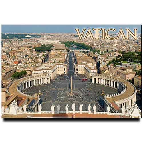 Vatican Fridge Magnet Rome Italy Travel Souvenir