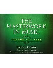 The Masterwork in Music: Volume III, 1930