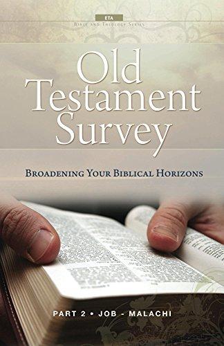 Old Testament Survey Pdf