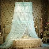 Luxury Dome Floor Type Mosquito Net/Princess Hanging Dome,Ceiling Ceiling Mosquito Nets/Wedding Mosquito Net-C G
