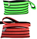Jiada RKB Multicolor ZIP Pencil Pouch - Pack of 2