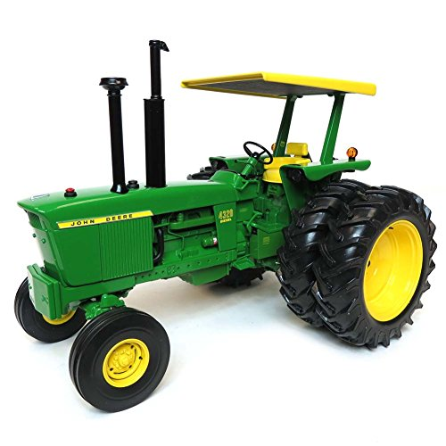 1/16 Precision Elite Series #5 John Deere 4320 with Duals and Canopy