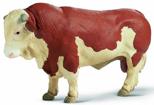 Fleckvieh Bull