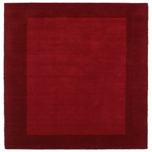 Kaleen Rugs Regency Collection 7000-25 Red Hand Tufted 8' X 10' Rug ()