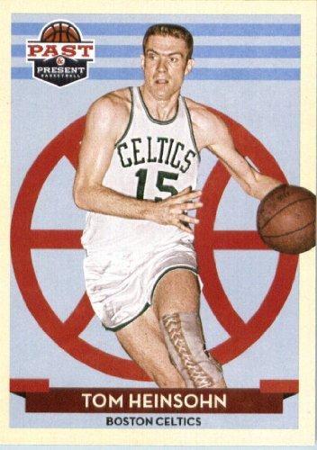 2013 Panini Past & Present Basketball Card (2012-13) #113 Tom Heinsohn MINT