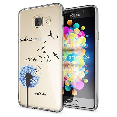 Slim Shockproof Case for Samsung Galaxy A5 (Blue) - 4