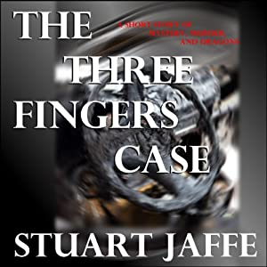 The Three Fingers Case Audiobook
