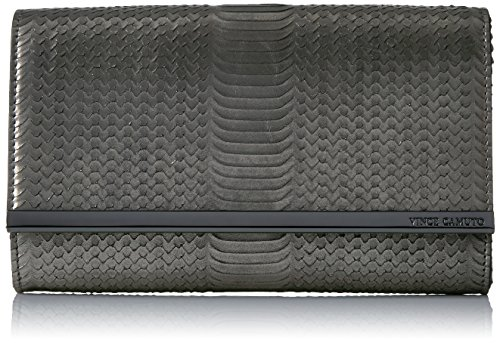 Vince Camuto Phurn Clutch, Gunmetal by Vince Camuto