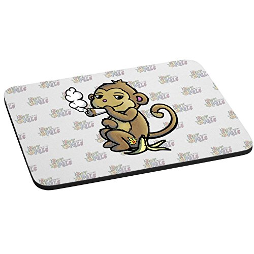 Pot Smoking Pals Monkey Computer Mousepad ()