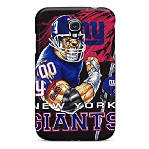 Cute Appearance Cover/tpu YOQ2784xkDc New York Giants Case For Galaxy S4