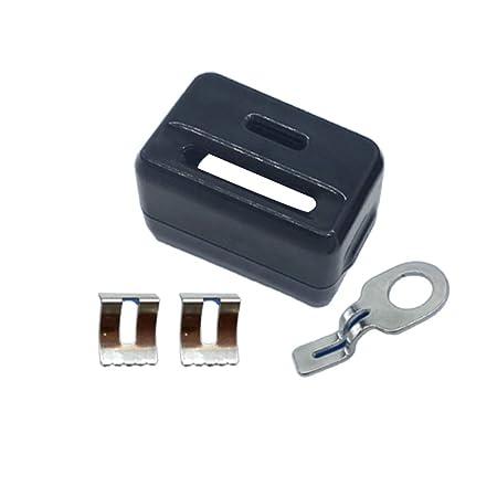 YOGANHJAT Funda Anti-Apertura del cinturón de Seguridad, Kit de ...
