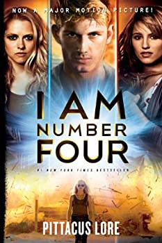 I Am Number Four 006211655X Book Cover