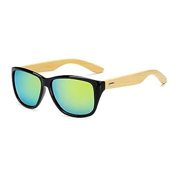 Gafas de sol de protección Gafas de sol de bambú de madera ...