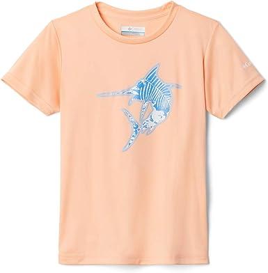 Columbia Girls' PFGReel Adventure Short Sleeve Shirt