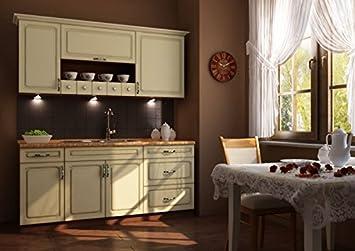 Naka24 Complete Kitchen Cabinets Kitchen Units Eva 180 Cm