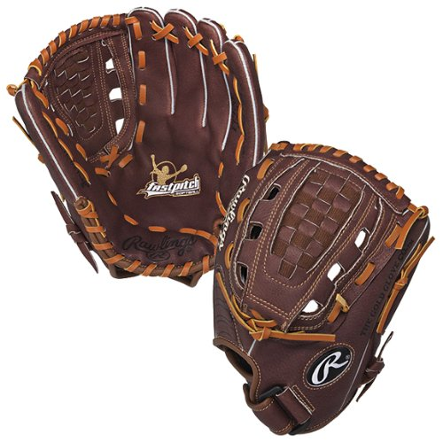 Rawlings Fastpitch Series 12-inch Infield Fastpitch Glove, Right-Hand Throw (Rawlings Fastpitch Gloves)