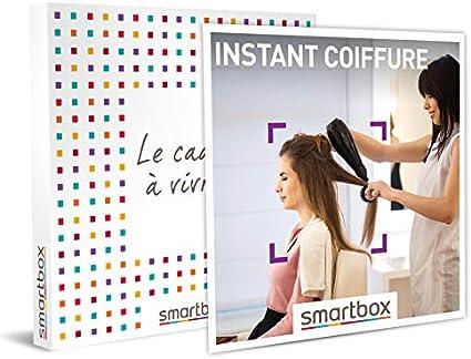Idée Cadeau Couple 1 An SMARTBOX   coffret cadeau couple   Instant coiffure   idée cadeau