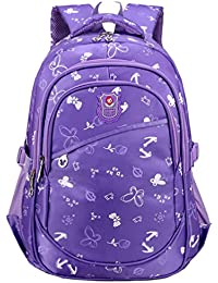 de43b3de5000 School Backpack Casual Daypack Travel Outdoor Camouflage Backpack for Boys  and Girls
