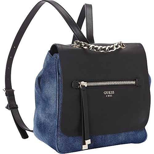 GUESS Sammie Denim Backpack - Import It All 35670a67c19f4