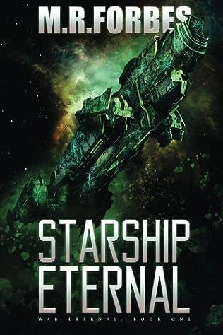 book cover of Starship Eternal