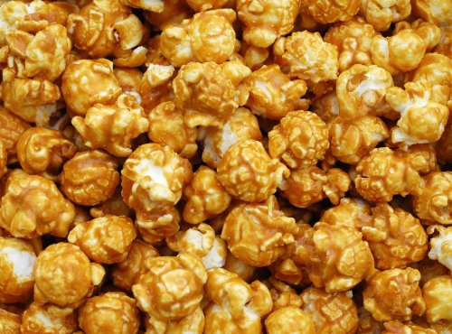 Caramel Coated Popcorn - 3Lb FREE SHIPPING!