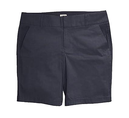 7ed82cccf07 J. Crew Factory Women s - Cotton Chino Frankie Bermuda Shorts (0